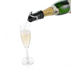 VacuVin Champagne Opener